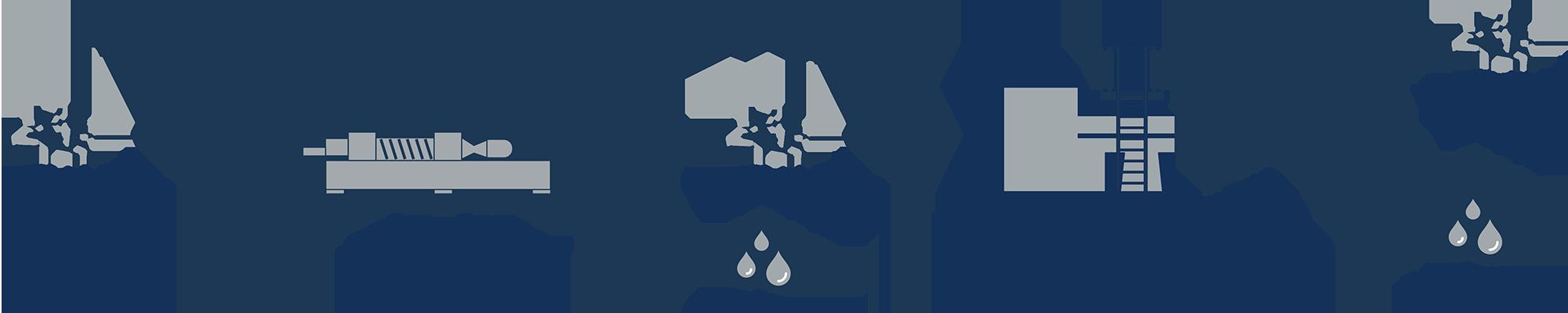 paper pulp chart blauw no bckgr