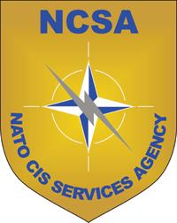 NCSA NATO CIS Sevices Agency logo