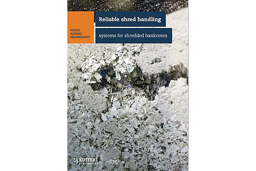 Preview shred handling brochure