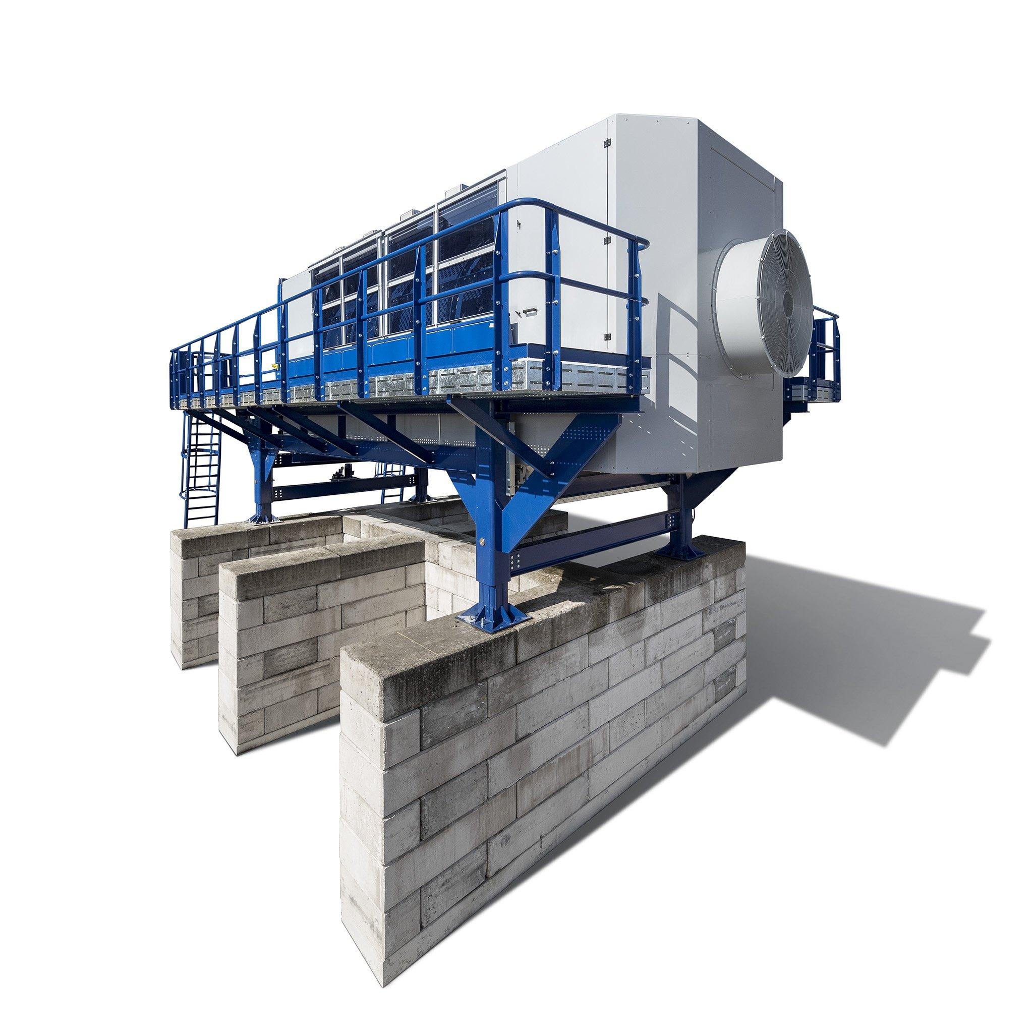Rotoshifter waste separator