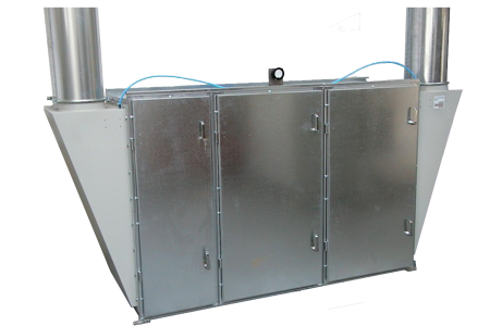 Royal Dutch Kusters - HEPA filter system
