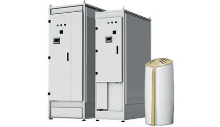 air purification solutions for office spaces and processing areas